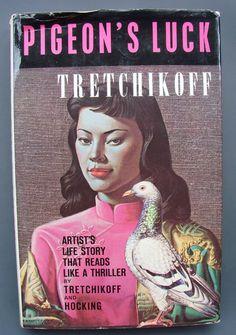 Vintage 1970s/70s 1973 TRETCHIKOFF & Hocking by VintageGoodlife