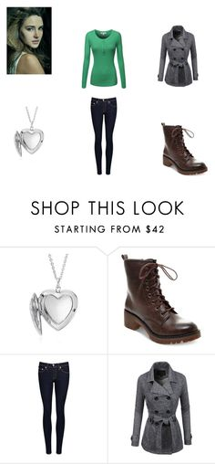 """""""April Greystoke Outfit 21"""" by girlwhosparkles ❤ liked on Polyvore featuring Blue Nile, Madden Girl, rag & bone/JEAN and LE3NO"""