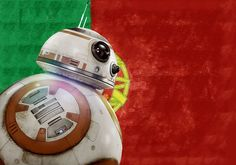 BB-8 Portugal