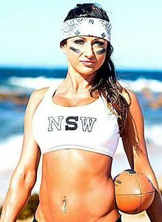 Kasia Kapusta New South Wales Surge 2013