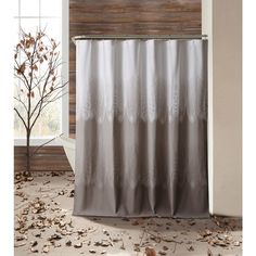 Ingrid Shower Curtain - Free Shipping Today - Overstock.com - 21061374 - Mobile