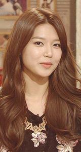 Sooyoung SNSD Girls' Generation Beautiful Hair GIF