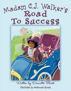 READ MORE ON Madam C.J. Walker #BLACKHISTORYMONTH