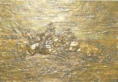 Vaqueria 120 x 85 cms. Humberto Elias Velez Urrao - Colombia