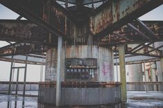 Get this free picture industrial graffiti rust      https://avopix.com/photo/21596-industrial-graffiti-rust    #industrial #warehouse #building #graffiti #architecture #avopix #free #photos #public #domain