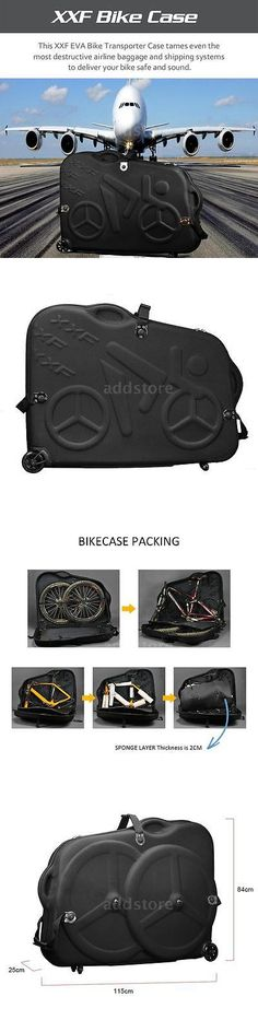 Bicycle Transport Cases and Bags 177835: Xxf Eva Bike Transporter Case For 26/700C/27.5 Bicycle Cycling Travel -> BUY IT NOW ONLY: $278.99 on eBay!
