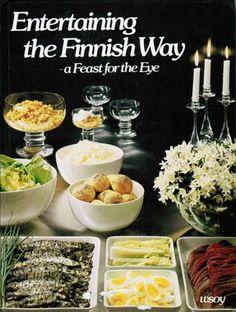 Beautiful, fresh, Finnish cooking