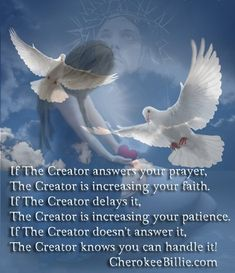 Understanding The Creator.