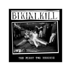 My first review in the Third Wave Series: Bikini Kill's First Two Records