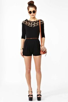 Wicked Ways Romper
