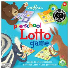 eeBoo Preschool Lotto Game >>> Read more reviews of the product by visiting the link on the image.Note:It is affiliate link to Amazon.