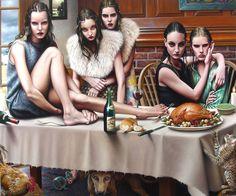 Jorge Santos: narrative painting | the PhotoPhore
