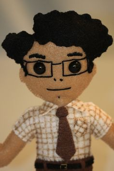 Doll of Moss from the IT Crowd