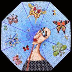 Marcia Batoni - Artes Visuais: *Irina Charny - Mosaicos