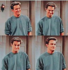 Chandler was actually fine thoo Friends Tv Show, Tv: Friends, Chandler Friends, Friends Cast, Friends Episodes, Friends Moments, Friends Series, Friends Forever, Chandler Bing