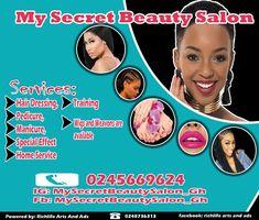 Salon Services, Flyer Design, Pedicure, Hairdresser, Salons, Ads, Beauty, Pedicures, Lounges