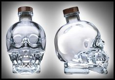 Talk about cool package design! That skull bottle alone makes me want to drink down some of this Crystal Head Vodka. But wait… There is more! Dan Aykroyd is the spokesman for the product! Holy Ghostbusting Blues Brothers Shit, Batman!