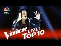 "The Voice 2015 Koryn Hawthorne - Top 10: ""Make It Rain"" - YouTube"