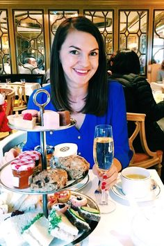 High tea at Bergdorf Goodman - One of the iconic places to Eat in NYC