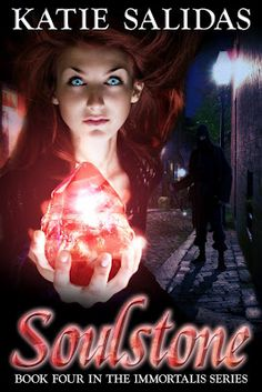 Soulstone {Book 4 - Immortalis Vampire Series} by Katie Salidas