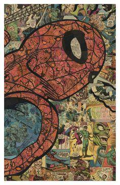 Spiderman 2 Print 11x17