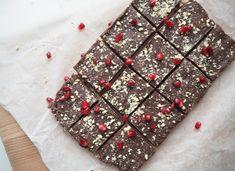 Raw brownies - My Cooking Diary Raw Brownies, Vegan Baking, Floral Tie, Cooking, Olympus, Free, Digital Camera, Kitchen, Digital Camo