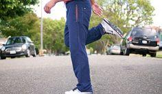 Navy Sport Karate Casuals