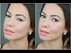 Maquiagem para o Dia | Preparação Sequinha para o Verão :: Day-time Make-up | Mattifying Preparation for Summer (in Portuguese)