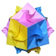 Teist trisoctahedron. No, really!