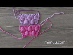 Raspberry Braid Model Making, # raspberrygreenmodel … Baby Knitting Patterns, Knitting Stitches, Crochet Patterns, Knitting Videos, Crochet Videos, Knit Crochet, Crochet Hats, Baby Sweaters, Hand Embroidery