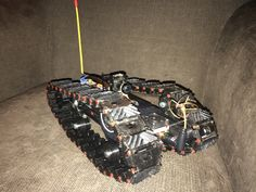 3d printed rc fpv tanks