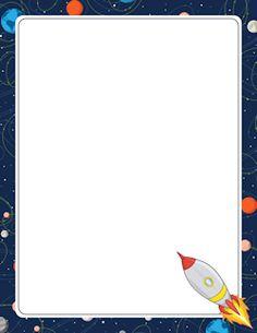 Rocket Border