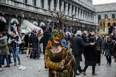 Mother Nature, Madre Natura, Venice carnival. (59/365)