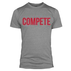 http://www.roguefitness.com/compete-every-day-salute-shirt?a_aid=4ff181ec18f98 #crossfit Compete Every Day Salute Shirt