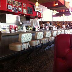 Pann's Diner. classic diner in LA