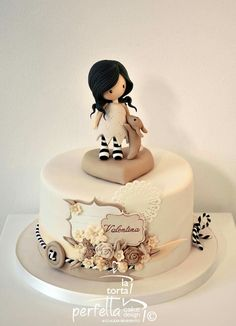 Cute children's cake