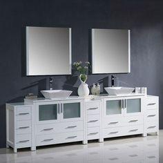48 Simple Small Apartment Bathroom Remodel Ideas In 2020 Modern Bathroom Vanity Bathroom Sink Vanity Double Vanity Bathroom