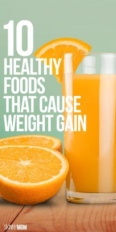 Check to see if you're secretly eating the wrong foods for weight loss! #skinnyomom #healthyliving
