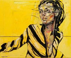 Artist: Anna Bocek Postales de Viajes II, 81x100 cm NY, 2011