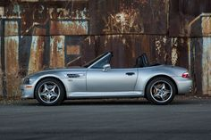 This 2001 BMW M Roadster is an S54-powered car with a Carfax-verified 19k miles from new. The selling dealer has been servicing the car since 2013, and added a new thermostat and coolant temperature sensor last year, along with a flush of the cooling system. Apart from a Dinan strut tower bar, this