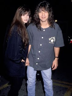 Valerie Bertinelli married rocker Eddie Van Halen on April 11, 1981. Van Halen struggled with drug addition and Valerie gave him an ultimatum -- either quit drugs or face divorce. Valerie divorced him in 2007, but attended his 2009 wedding to Janie Liszewski.