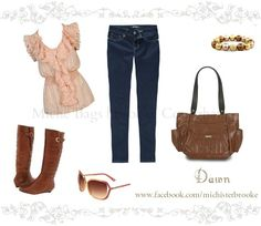 Dawn style flyer   by Miche Bags   Brooke Conaghan