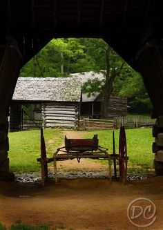 Barns, Cabins, Churches and Buildings - Deb Campbell