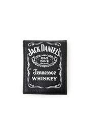 Wallet Jack daniels. 27,90e. Myös T-paita samalla logolla käy ;)