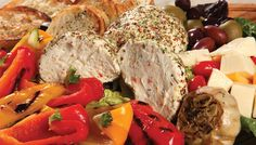 If you are looking for a taste of Italy, this mix is for you. Traditional Italian herbs, spices and a touch of olive are blended for this amazing cheese ball mix. Add to cream cheese and roll in the c