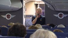 'Plane Whisperer' Helps Others Overcome Fear of Flying