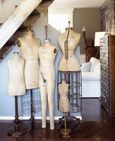 mannequins via ginny branch moodboard
