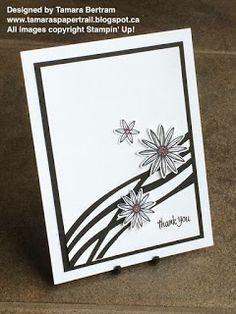Tamara's Paper Trail: Swirly Bunch