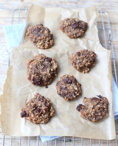 Voor deze gezonde koekjes heb je maar een paar ingrediënten nodig. Ze zijn super…