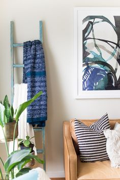 A Colorful, Layered Home Focused on Fun and Family | Design*Sponge